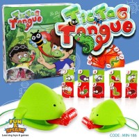 Mainan Edukasi TIC TAG TONGUE CHAMELEON Board Games Family - MIN-186