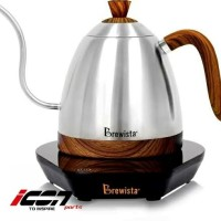 Brewista - Gooseneck Variable Kettle Electric 600ml - Silver