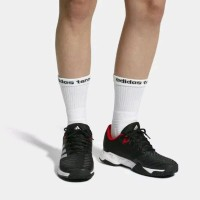 Termurah Sepatu Tennis Adidas Barricade Court 3 Black Cm7816