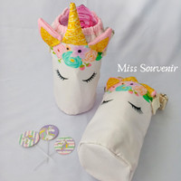 Tumbler Bag Unicorn