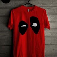 PREORDER Kaos Karakter Deadpool Orazio DTG 20s S - XL Merah