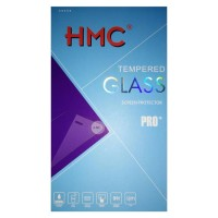 HMC LG V40 ThinQ - 6.4 inch - 2.5D Tempered Glass - Real Glass