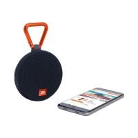 JBL Clip 2 Waterproof Bluetooth Speaker - Hitam