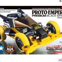 TAMIYA 95450 DASH X1 PROTO EMPEROR PREMIUM BLACK SPECIAL