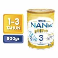 Best Seller Susu Nan Kid Ph Pro 3 800Gram Bermutu