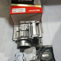 Cylinder Blok Seher Boring Plus piston Jupiter MX Old dan New