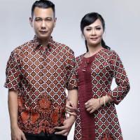 Batik couple dress salena trumtum ori solo
