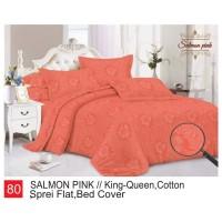 Rumindo Bedcover Set Salmon Pink