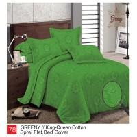 Rumindo Bedcover Set Greeny