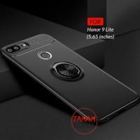 Honor 9 Lite Case Autofocus Invisible Iring Soft Case
