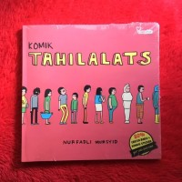 Komik Tahilalats - Mind Blowon (Nurfadli Mursyid)