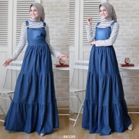SEAM OVERALL SET JEANS BB3219