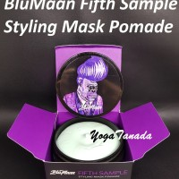 Pomade Clay BluMaan Fifth Sample Styling Mask 3.7 Oz (FREE SISIR)