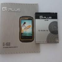 Batre Smartphone GPLUS G168