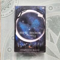 The Twilight Saga: New Moon (Novel Stephenie Meyer)
