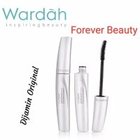 Wardah Perfectcurl Long lasting mascara waterproof maskaraPerfect Curl