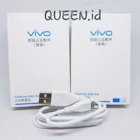 Kabel Data Vivo 2A Micro USB Original - Kabel Charger Vivo OriginaL