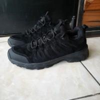 Sepatu Gunung karrimor mount low waterproof black