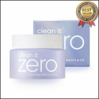Eneppey banila co clean it zero cleansing balm PURIFYING NEW for sensi