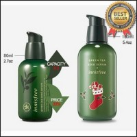 Eneppey innisfree green tea seed SERUM 160ml JUMBO