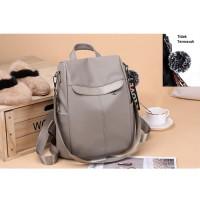 WB326 Tas Ransel Wanita Korean Style 3 in 1 Backpack