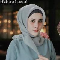 Promo Hijab Jilbab Organza Silk Premium Original Cuci Gudang