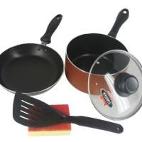 Jual Maxim Venice Set 5pcs / Paket dapur peralatan masak keperluan