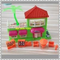 Harga sale mainan dream house rumah rumahan anak