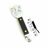 Can Opener Alat Pembuka Botol Kaleng Manual Stainless Steel