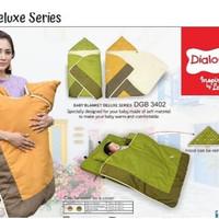 DIALOGUE DELUXE series SELIMUT bayi Baby Blanket perlengkapan bayi