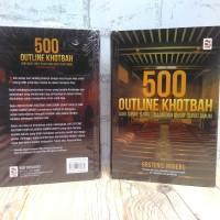 500 Outline Khotbah dari Surat-Surat Paulus dan Surat-Surat Umum