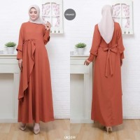CURLY LAYER / GAMIS / DRESS