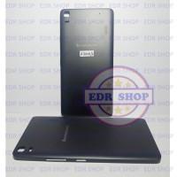 Kesing Lenovo A7000 A7000-a Plus Casing Backdoor Cover Belakang Ori H