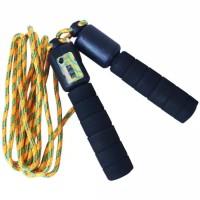 Tali Skipping Hitung Otomatis Jump Rope Counter - Hitam