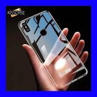 Xiaomi Mi 8 - Clear Soft Case Casing Cover Transparan