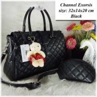 TAS BATAM TAS WANITA IMPORT TAS Chanel Exorsis Handbag Murah Branded