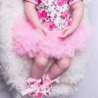 Boneka Reborn 55cm / Boneka Toddler NPK 55cm