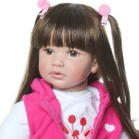 PO Boneka Reborn NPK Baju Jerapah