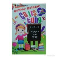 Gemar Belajar Calistung   Baca Tulis Berhitung   Untuk Anak TK Paud