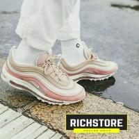 Nike air max 97 rush pink / Sepatu wanita / Sepatu sneakers