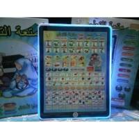 Mainan Tab Arab Playpad 4 Bahasa / Mainan Edukasi Alquran Anak Murah