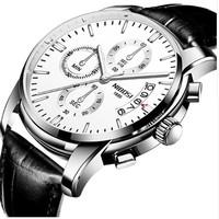 Mens Watches Top Brand Luxury Business Chronograph Sport Watch Men