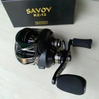 Reel BaitCasting Kenzi Savoy Limited Edition...keren bang ...