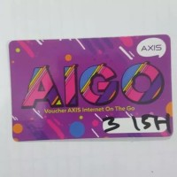 Voucher Axis Aigo 3 Gb 15 Hari
