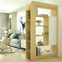 pembatas ruangan minimalis