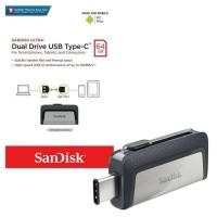 FLASHDISC OTG USB USB C SANDISK 64GB FLASHDISK SAMSUNG S8 NEW MACBOO