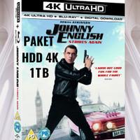 HDD 4K ULTRA Harddisk Western Digital 1TB ELEMENT REMUX READY isi Film
