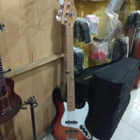 gitar bass fender jazz
