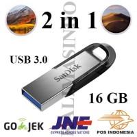 2-in-1 Installer macOS Mojave dan High Sierra USB Flashdisk 3.0 16GB