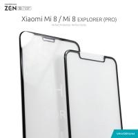 VEVORIUM ZEN 5D Cold Xiaomi Mi 8 Pro Mi8 3D Curved Full Tempered Glass